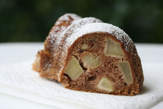 Mom's Apple Cake Bundt - I Like Big Bundts by Food Librarian, via Flickr