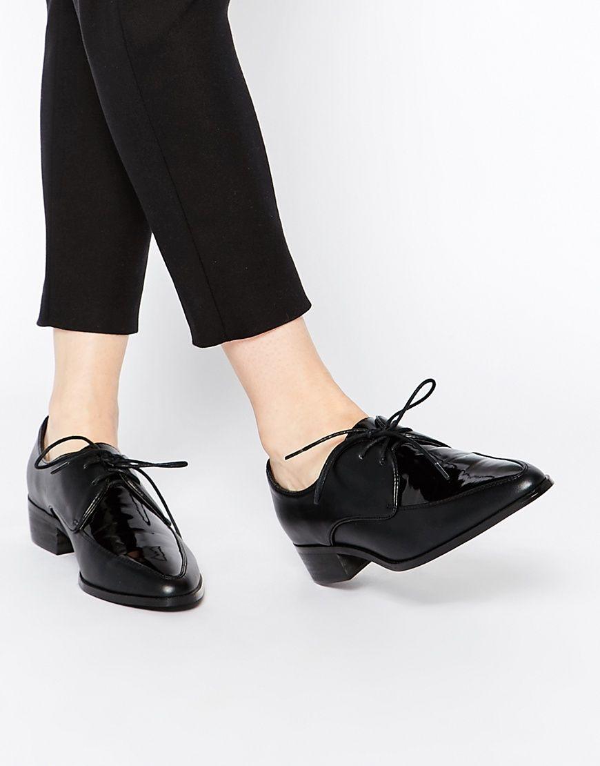 407b3e2e779 ASOS+MERIT+Flat+Shoes