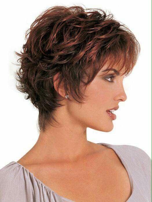 Short Shag Hairstyles Pinmarcia Scott On Haircuts  Pinterest  Hair Cuts Women Short