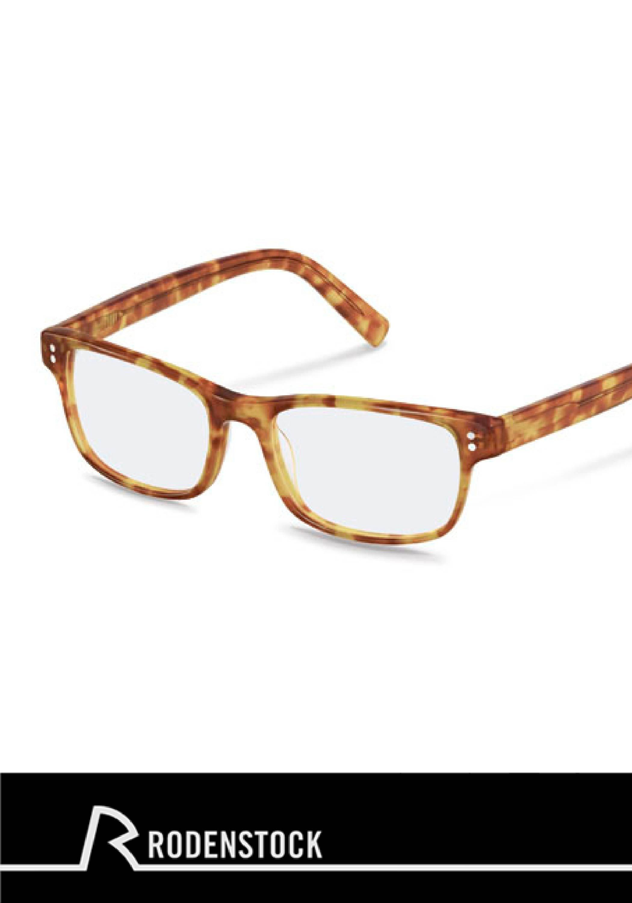 See better and look perfect in these stylish frames from Rodenstock ...