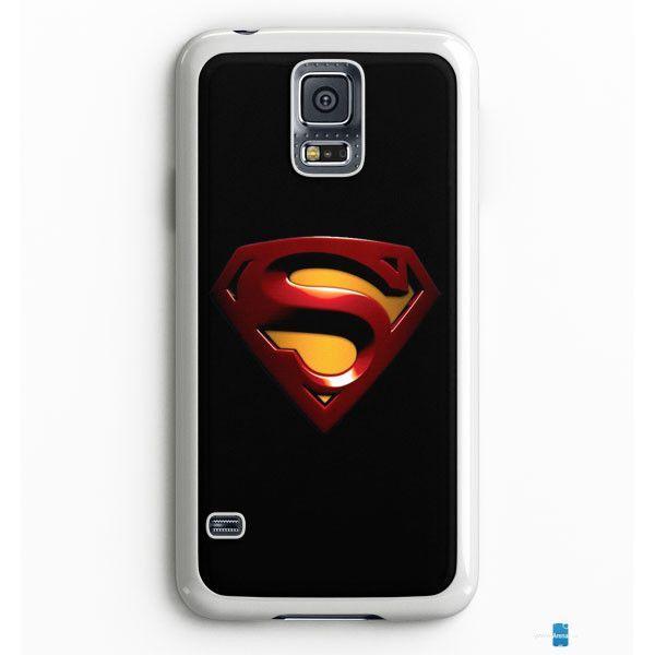 Superman Logo Samsung Galaxy S7 Case Aneend