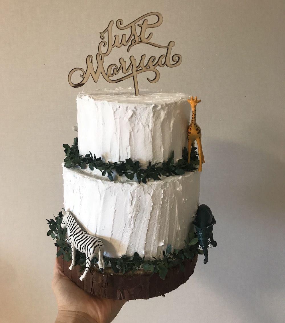 フォトジェニックすぎ インスタで見つけた フェイクケーキ に注目 バースデーパーティーのデコレーション バースデーパーティー クレイケーキ