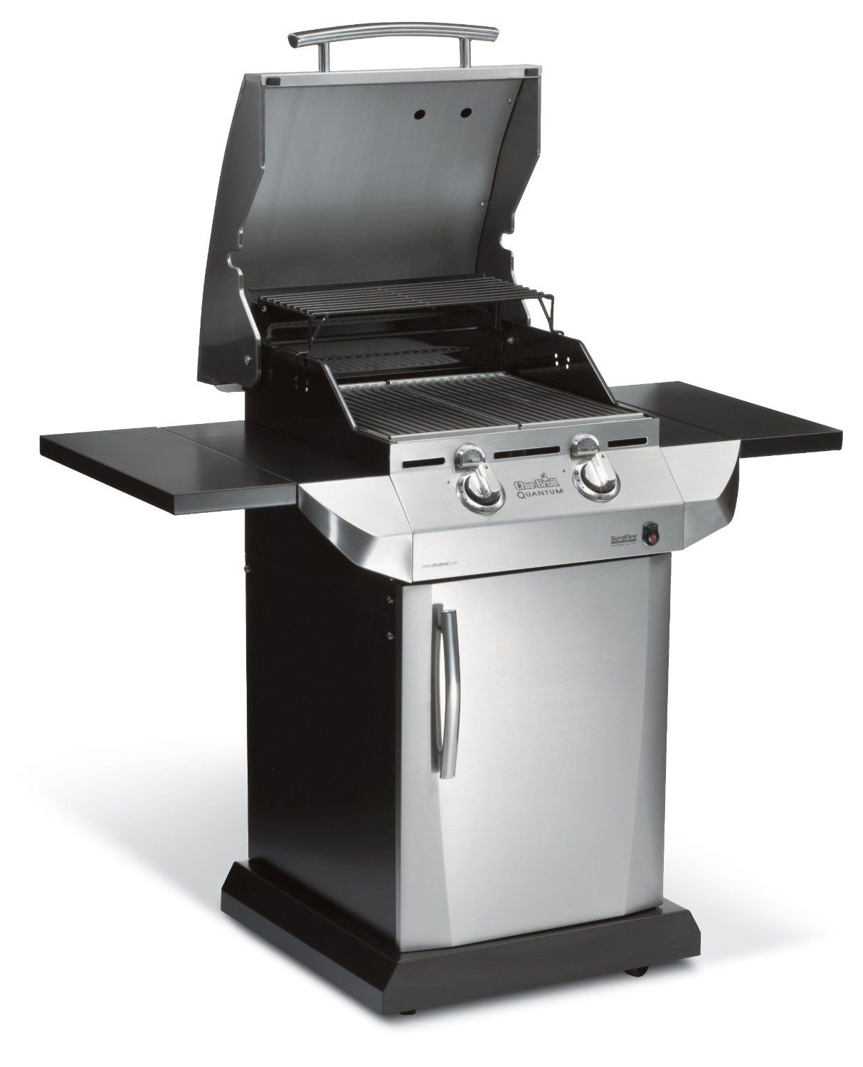 CharBroil TRU Infrared Urban Gas Grill with Folding Side