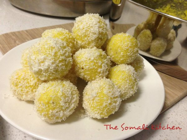 Somali Coconut Candy Delicious Desserts Persian Food Coconut Candy