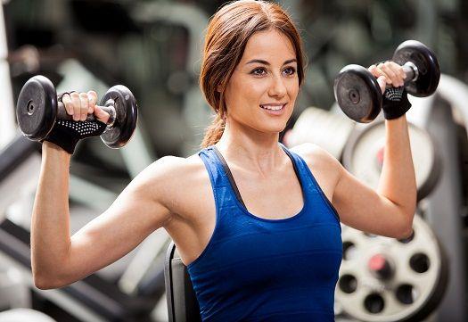 9 Easy Home Schulter Training Für Männer Und Frauen übungen