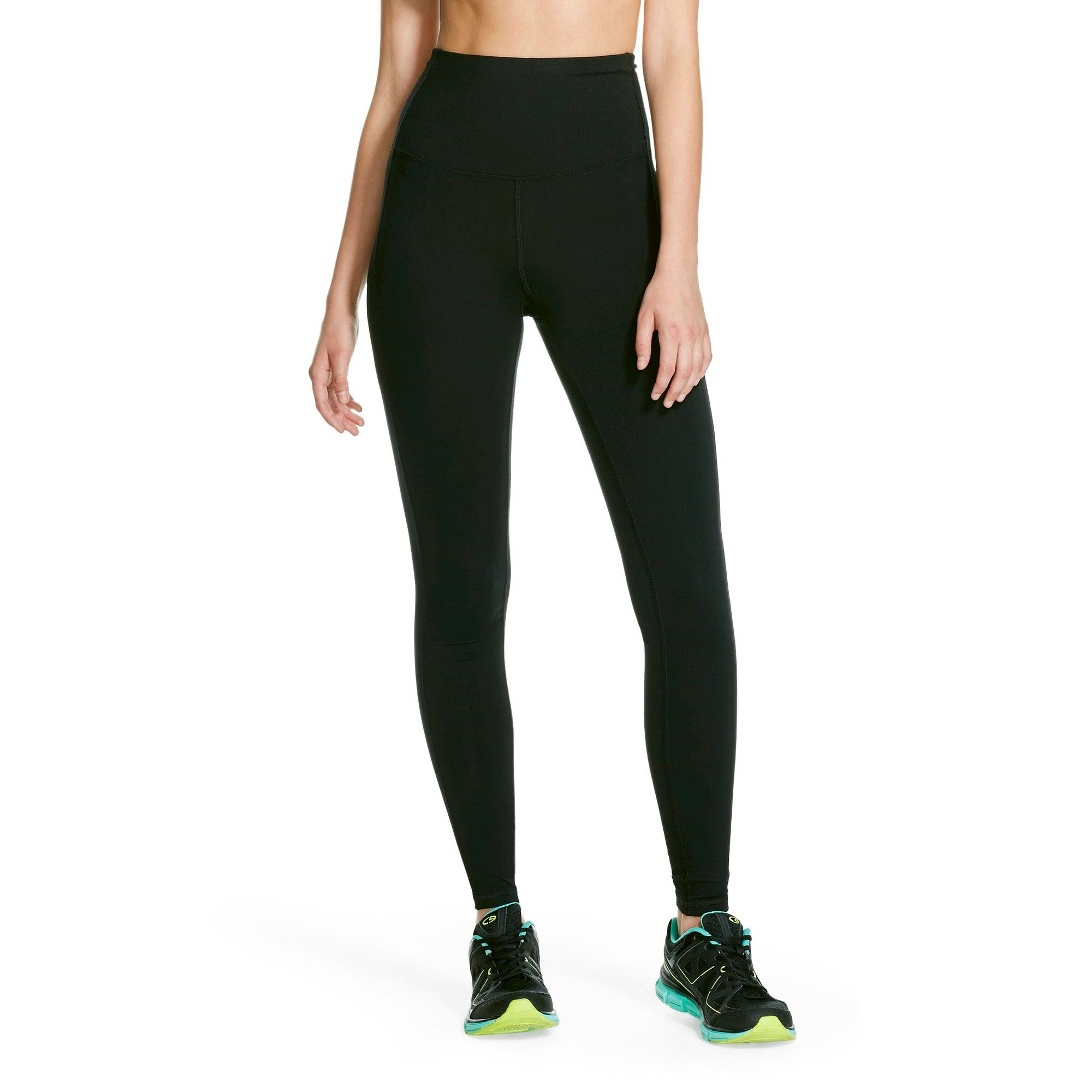 5f96acf04bd9b Women's Freedom High Waist Leggings - C9 Champion Black Xxl Short, Size:  Xxl - Short
