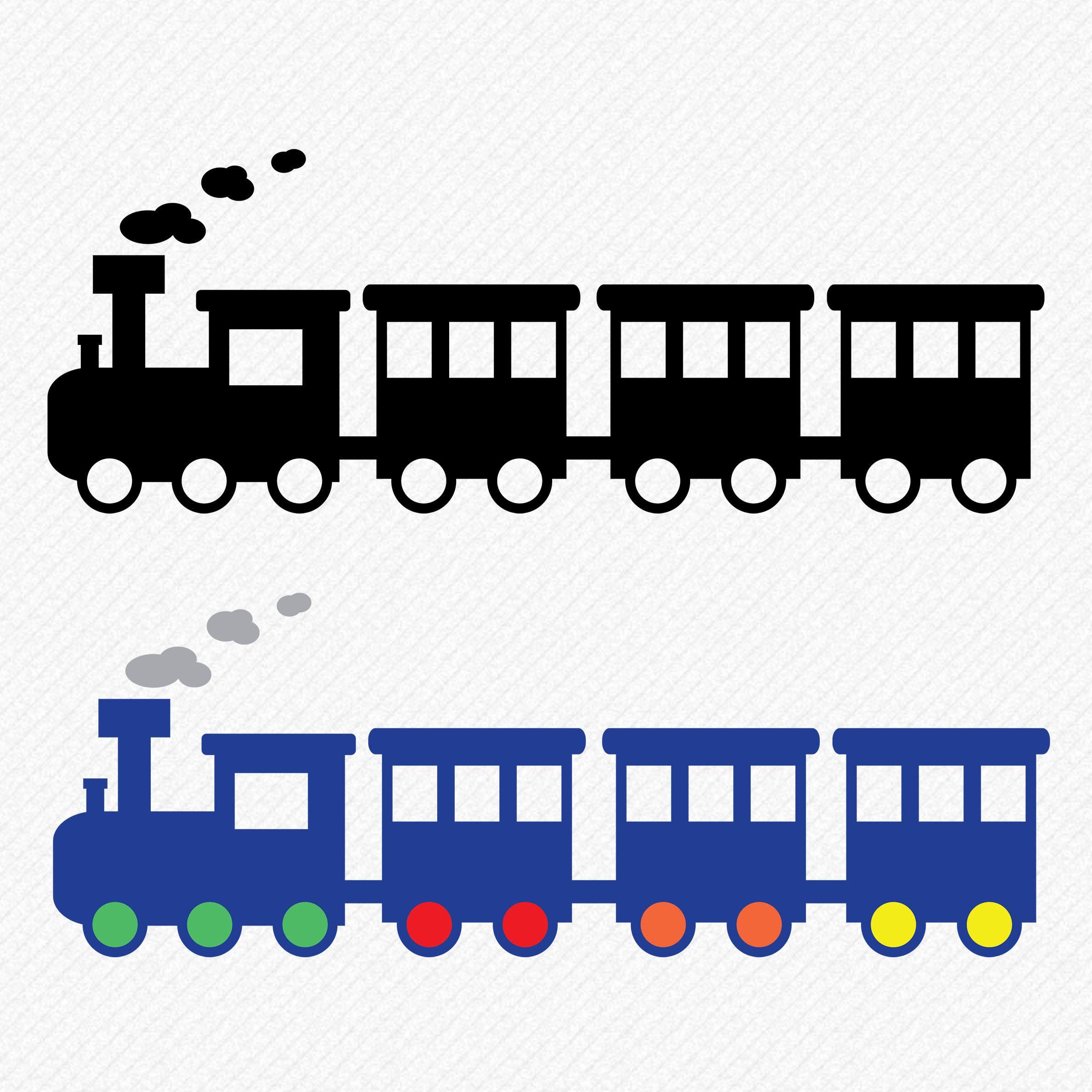 Train Svg Train Clipart Train Silhouette Train Vector Etsy In 2021 Train Clipart Train Silhouette Train Vector