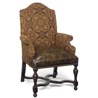 Parker Southern 2433 C Owen Accent Chair Available At Hickory Park  Furniture Galleries