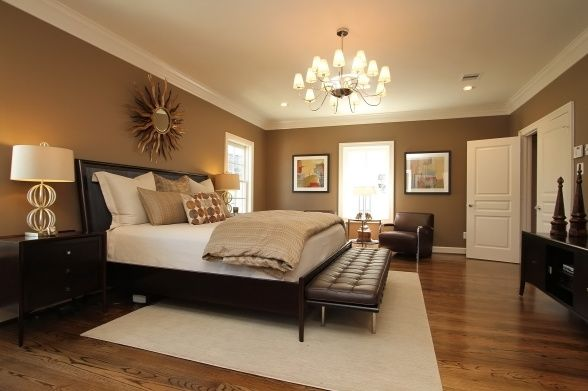 master bedroom relaxing in warm neutrals and luxurious bedding bedroom designs decorating. Black Bedroom Furniture Sets. Home Design Ideas