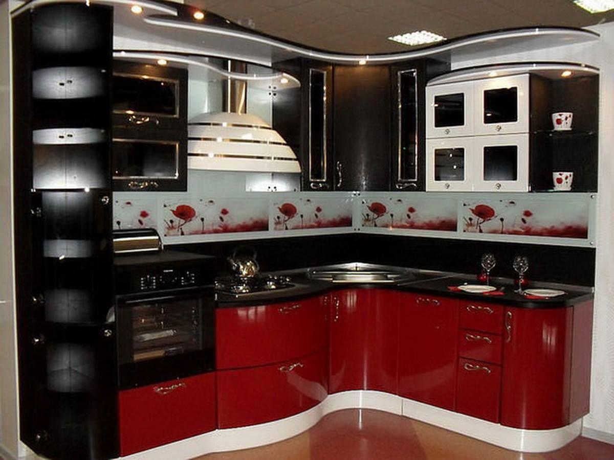 Cocina 19 Muebles De Cocina Color Bano De Lujo Moderno Diseno De Interiores De Cocina