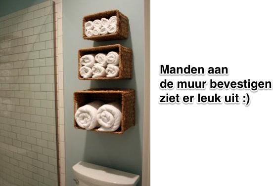 Badkamer Opberg Ideeen : Opberg ideeen thuis badkamer in 2018 bathroom toilet en home