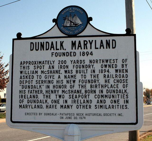 Dundalk Maryland | Dundalk maryland, Dundalk, Maryland