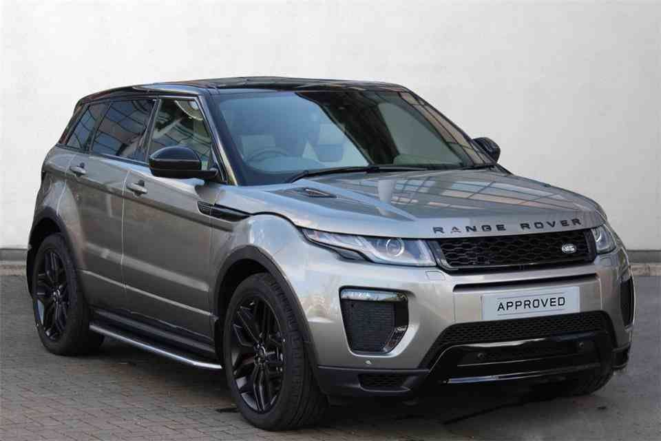 Used Land Rover Range Rover Evoque Hatchback Diesel In Silicon Silver From Stratstone Land Rover Swansea 8726 Used Range Rover Range Rover Evoque Range Rover