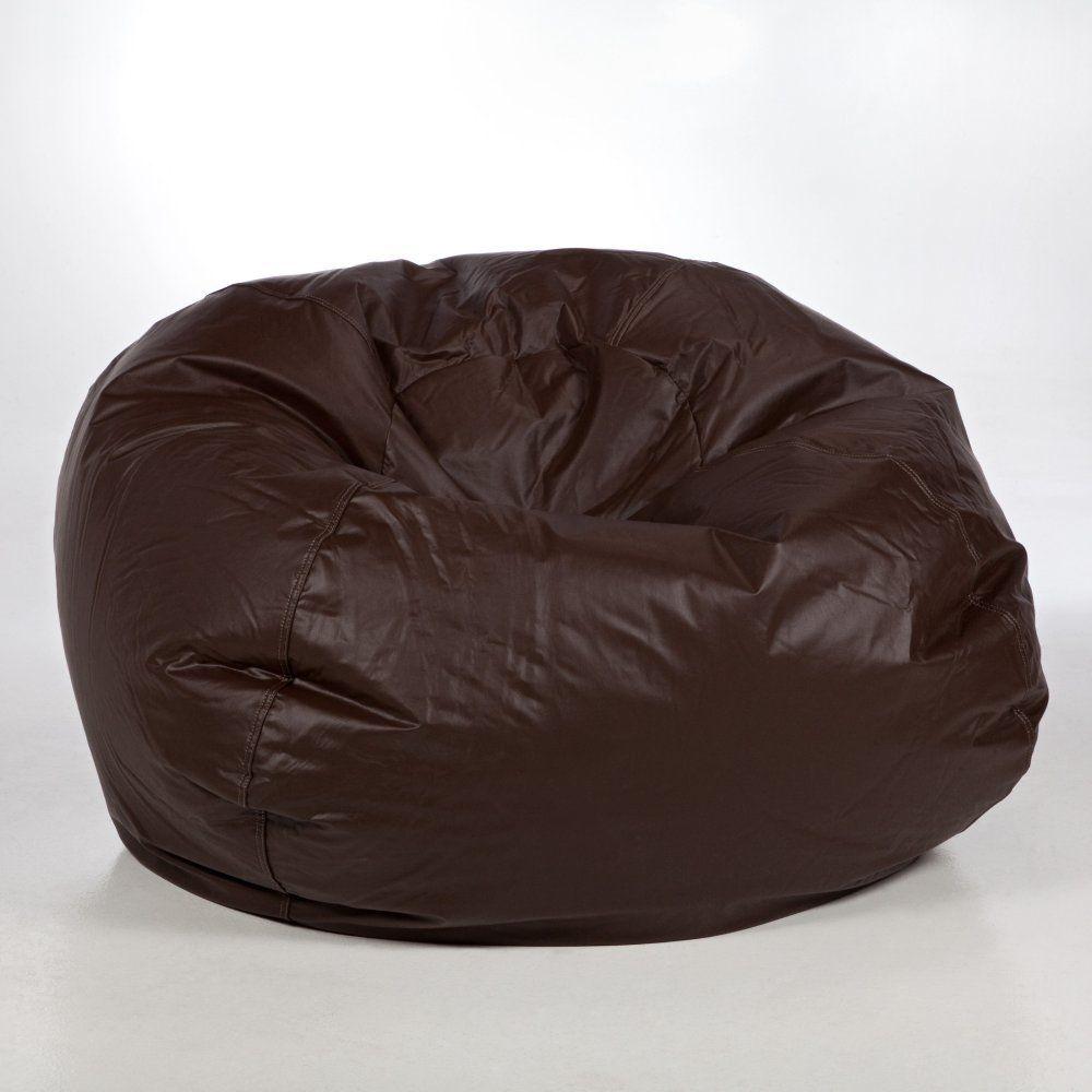 Incredible Xl Vinyl Bean Bag Chair Tie The Excess Room With A Rubber Machost Co Dining Chair Design Ideas Machostcouk