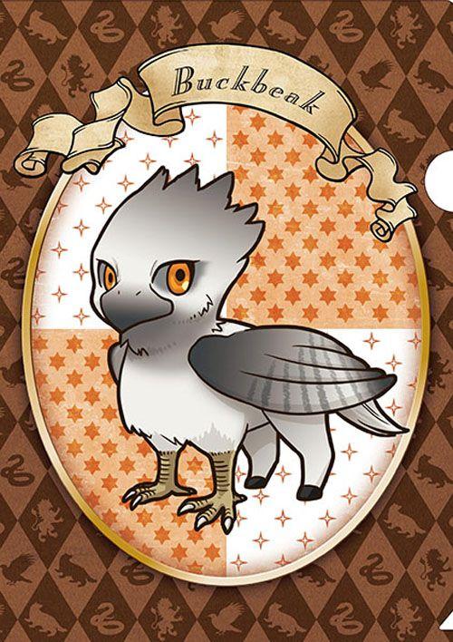 Official Anime Style Harry Potter Merchandise Buckbeak