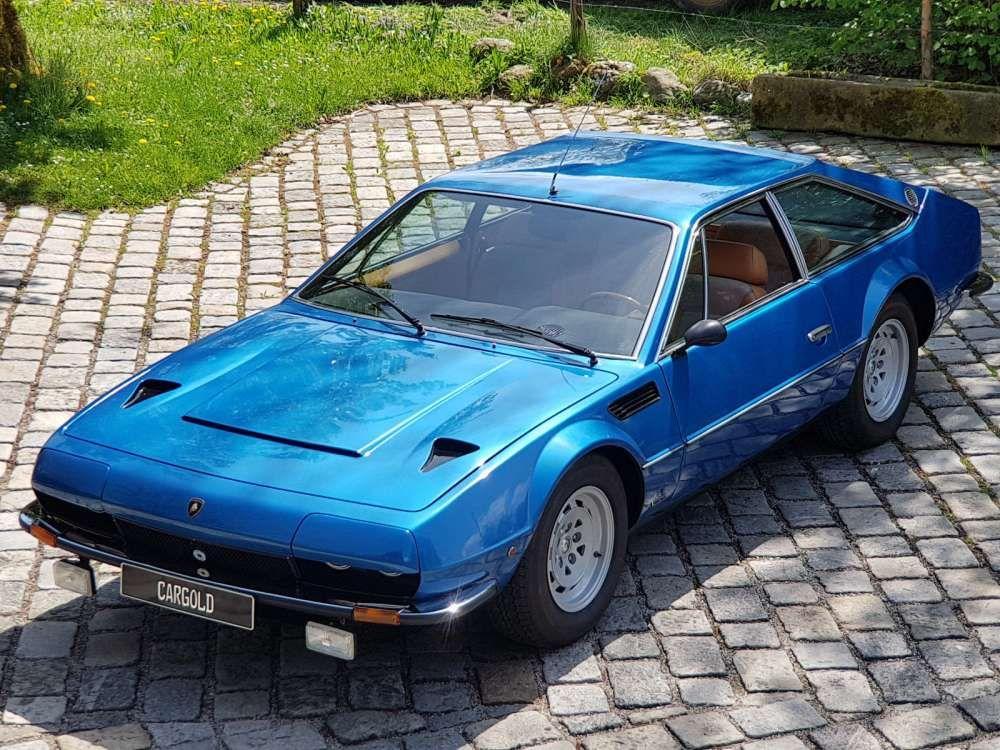 1973 Lamborghini Jarama 400 Gts V12 Classic Coupe Top Condition