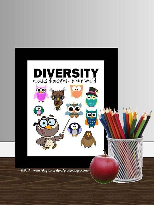 Classroom Decor Gifts ~ Owl classroom decor gifts for teachers appreciation end of