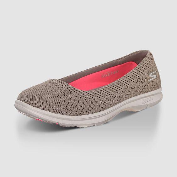 7a3e0e7a6b11 Skechers Performance Womens Go Step Challenge Walking Shoes ...