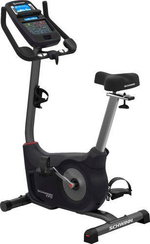 Schwinn 170 Upright Exercise Bike Black In 2020 Upright