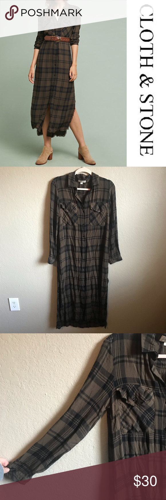 41++ Cloth and stone plaid dress trends