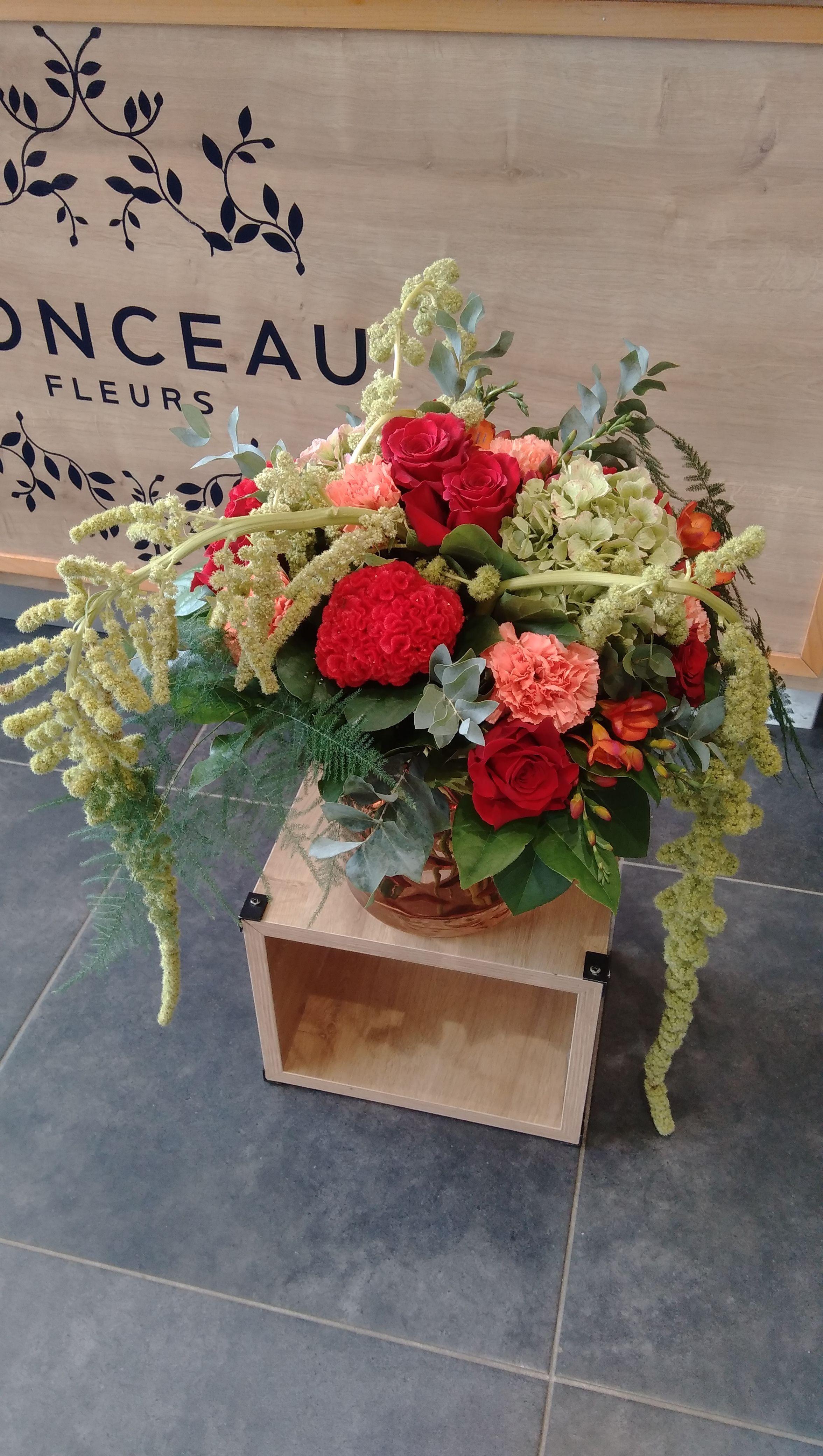 Bouquet décoratif rond automne par DK .OCTOBRE 2019. #octobreautomne Bouquet décoratif rond automne par DK .OCTOBRE 2019. #octobreautomne