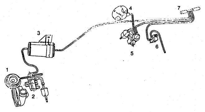 Вакуумные трубопроводы в М47