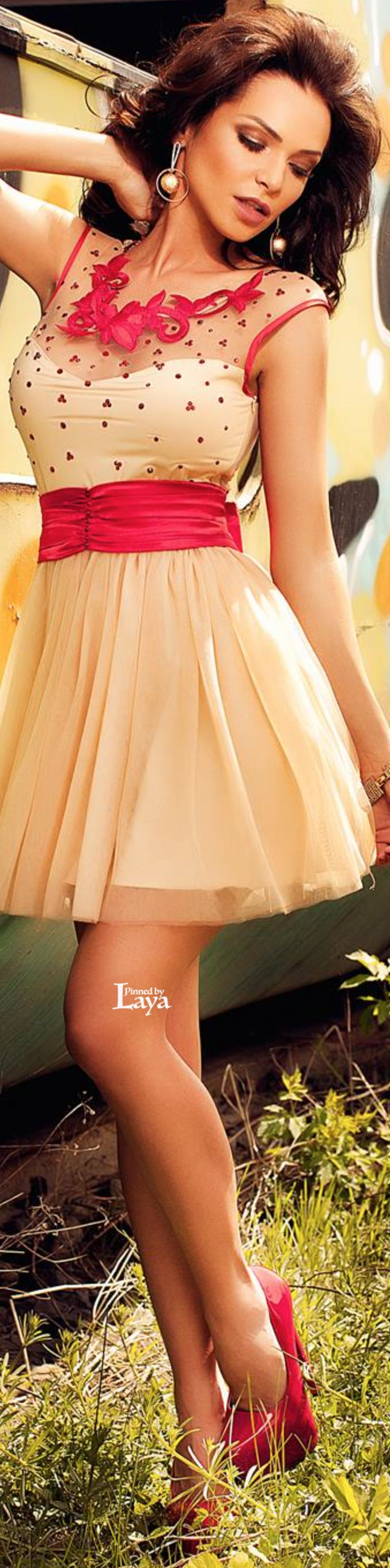 Pin by mariyu rivas on vestido de noche pinterest sweet lady