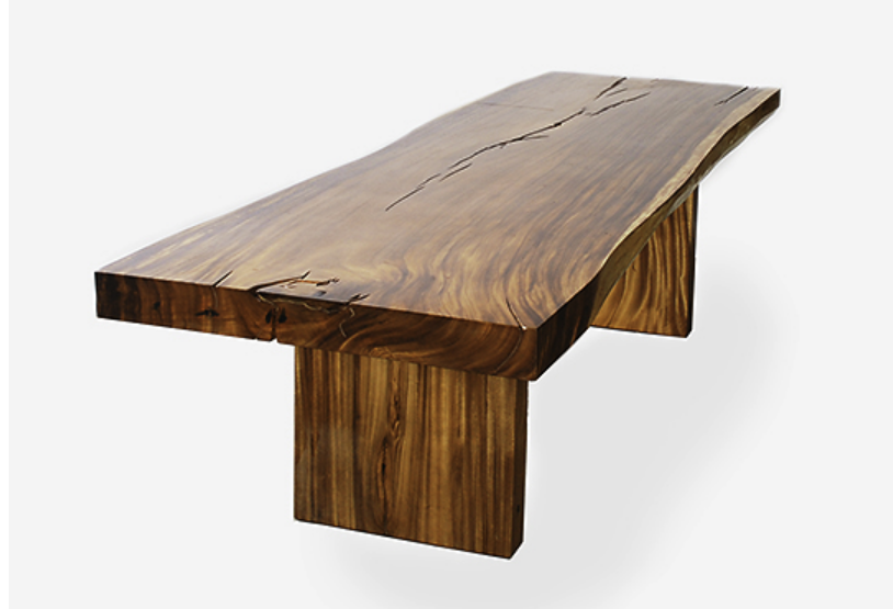 Stainless Steel And Rustic Wood Tables Google Search Wood