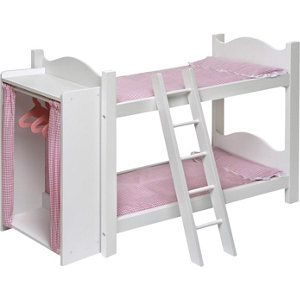 8 Tweens Doll Bunk Beds Bunk Beds With Storage Doll Beds