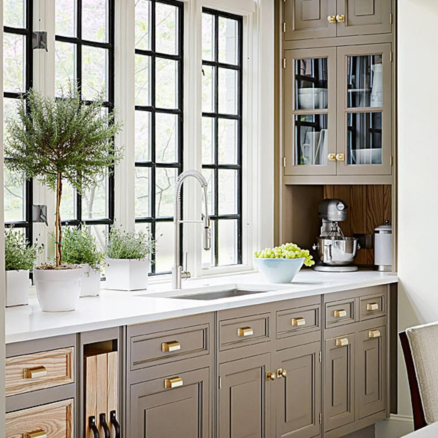 Showhouse Kitchen Designed by Christopher Peacock | 21st century ...