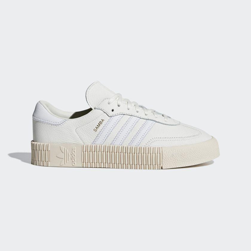 SAMBAROSE Shoes Off White Cloud White Linen B28167