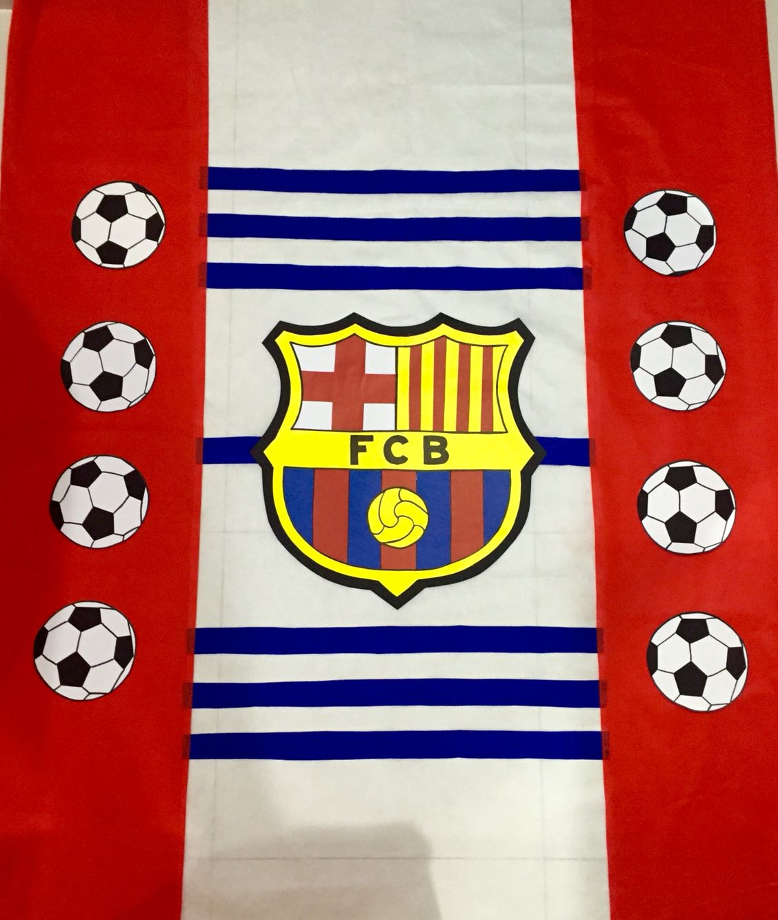 Photobooth Soccer Party Barcelona