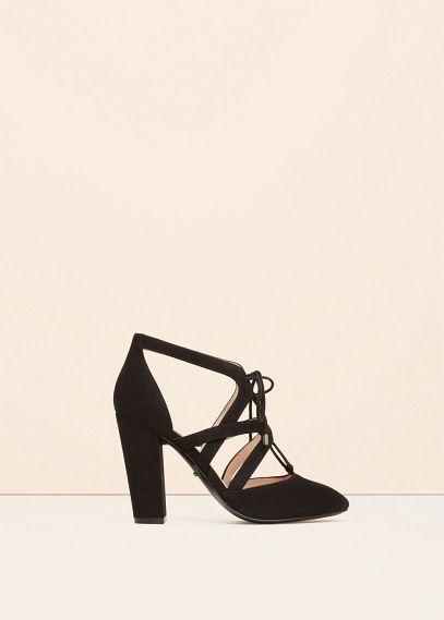 Zapatos Tallas grandes | Violeta by MNG Colombia