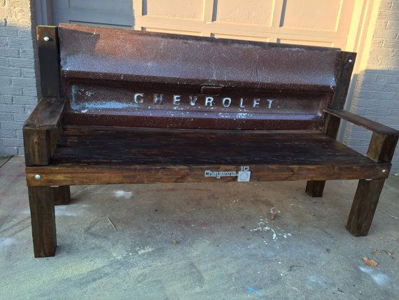 Hey, I found this really awesome Etsy listing at https://www.etsy.com/listing/291585145/chevy-tailgate-bench
