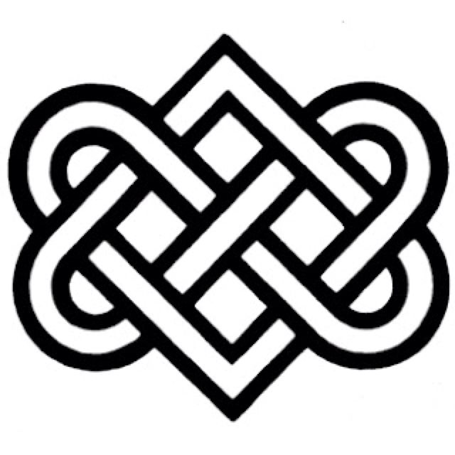 Irish Eternal Love Symbol Tattoosif I Was Ever Brave Pinterest