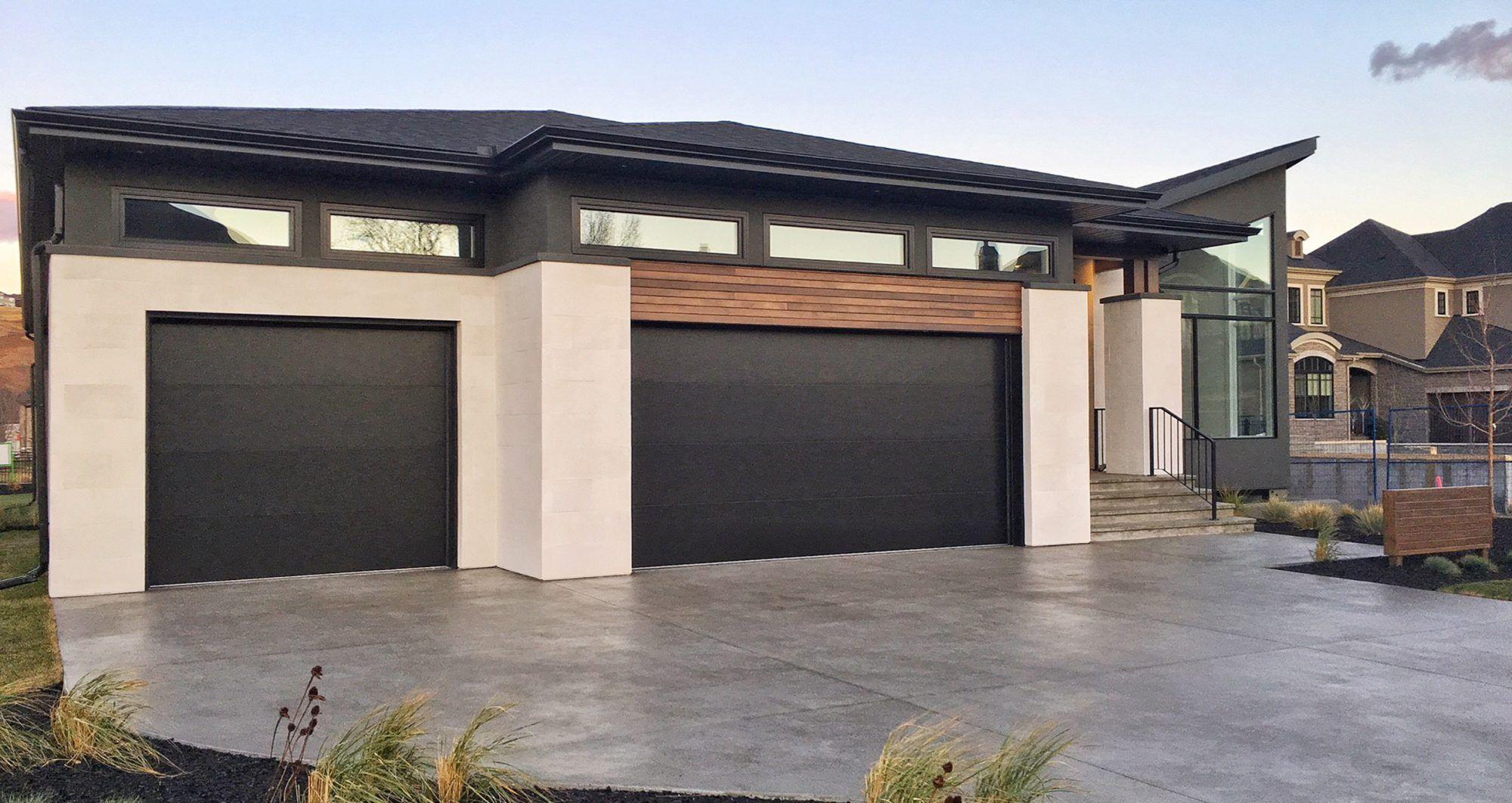 Modern Tech Northwest Door Garage Doors Modern Garage Doors Garage Door Design