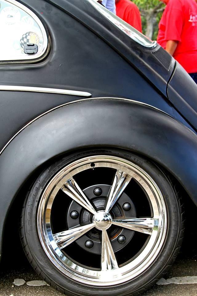 Vw Fusca Beetle Radar Wheels