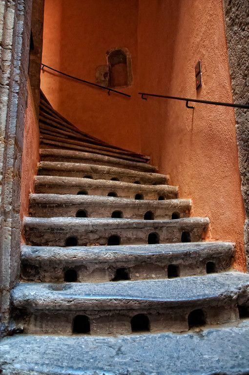 Still Life Dakotacowboy Escalier Vieux Lyon Lyon