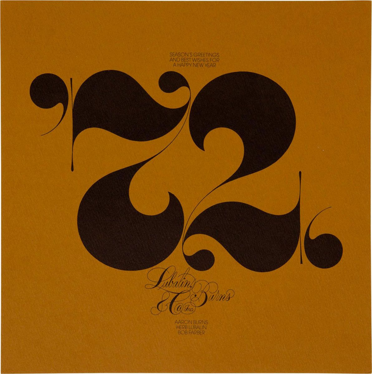 Herb Lubalin Was Controversial at Times, But Always Great