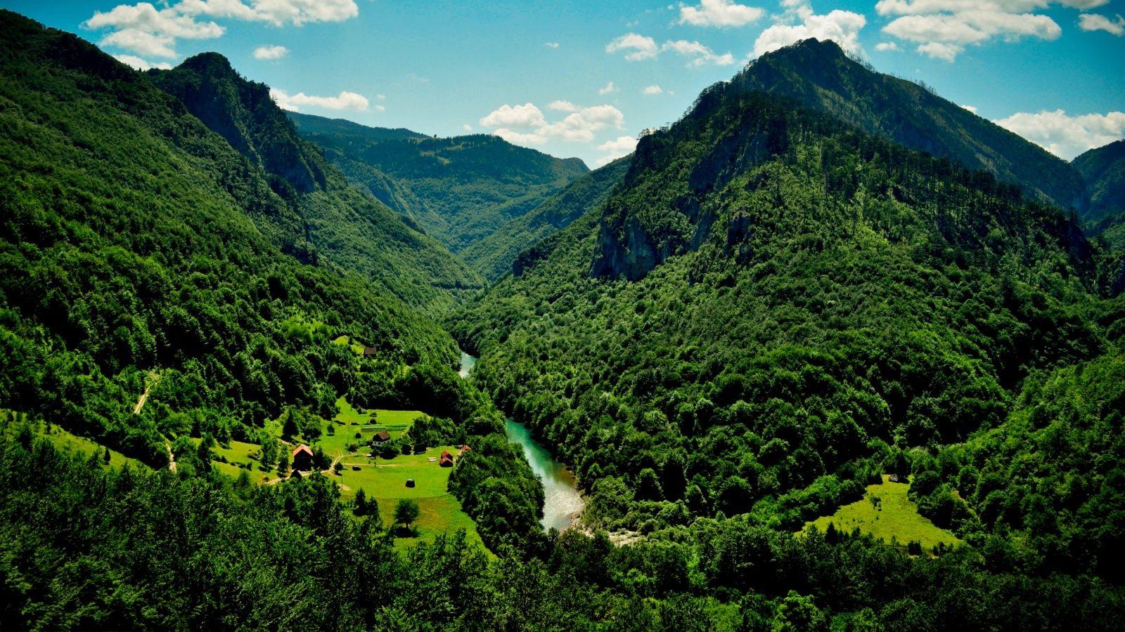 Landscape Montenegro Eastern, Slavic Europe Pinterest
