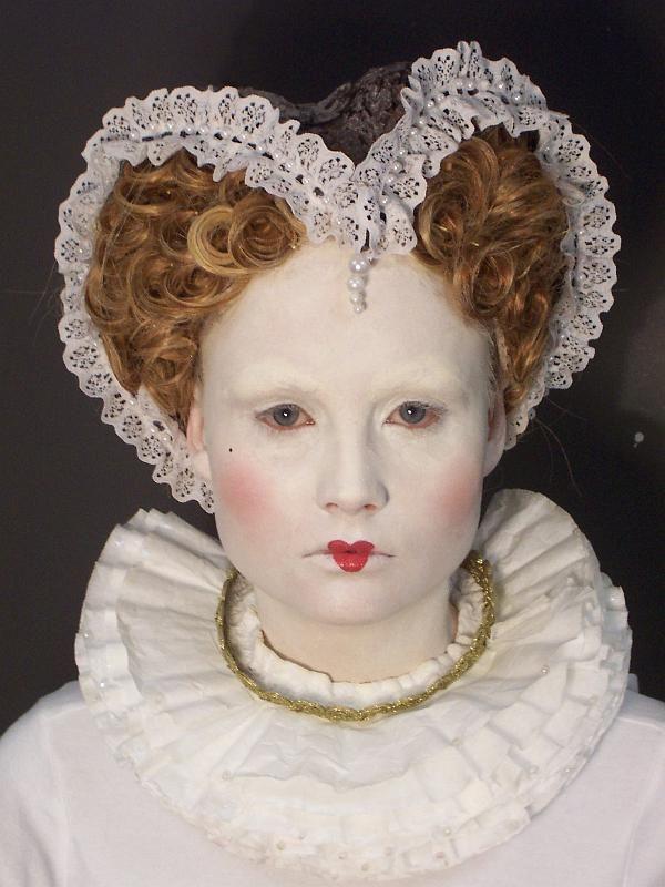 Gallery For Elizabethan Era Makeup