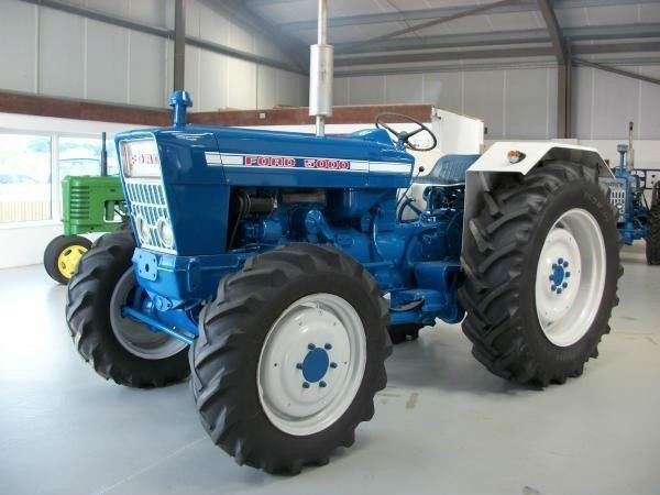 Ford 5000 Used Recondition Farm Tractors Buy Ford 5000 Used