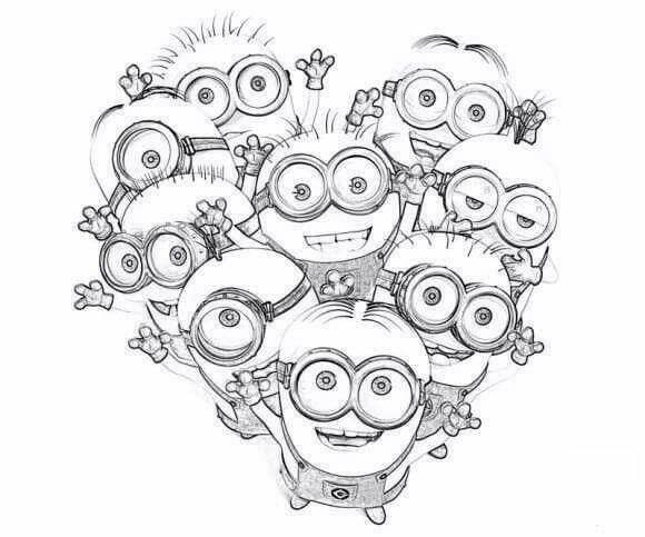 Explore Valentine Coloring Pages And More