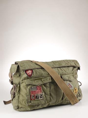 4d13ee5d5c M45 Patch Messenger - Polo Ralph Lauren