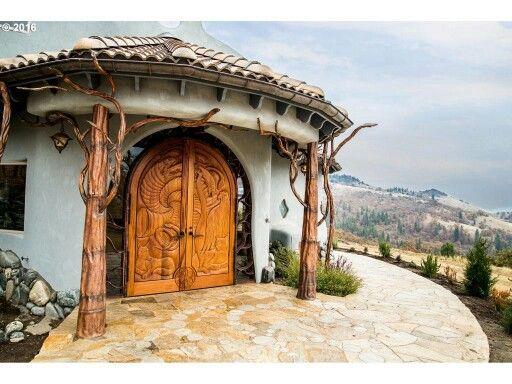 Fantasy castle in Ashland