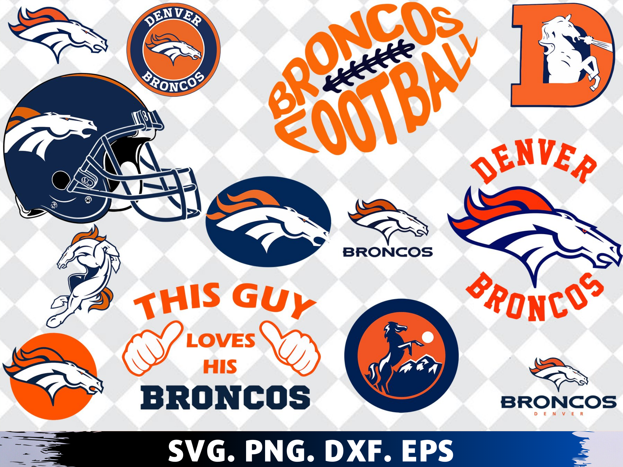Пин на доске NFL (National Football League, clipart, svg