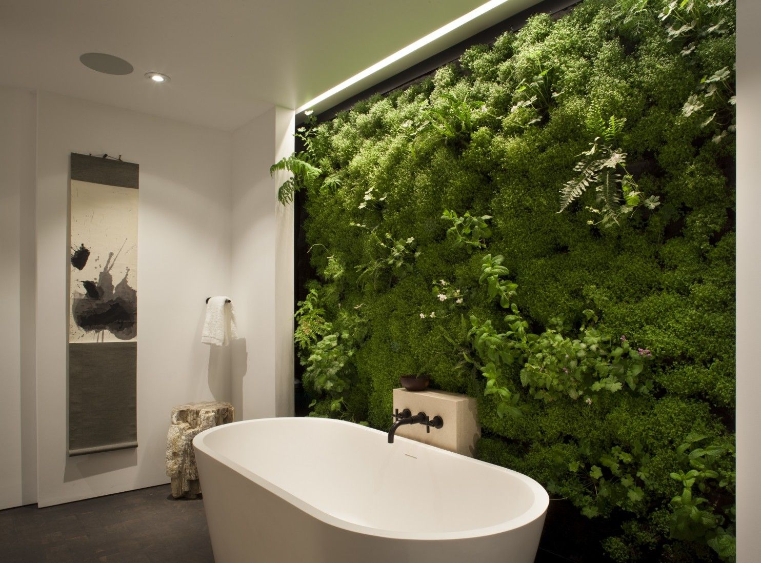 Indoor plant displays: built-ins, wall pockets and more - The Washington Post