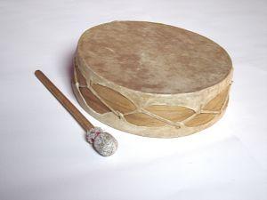 Tambor tarahumara