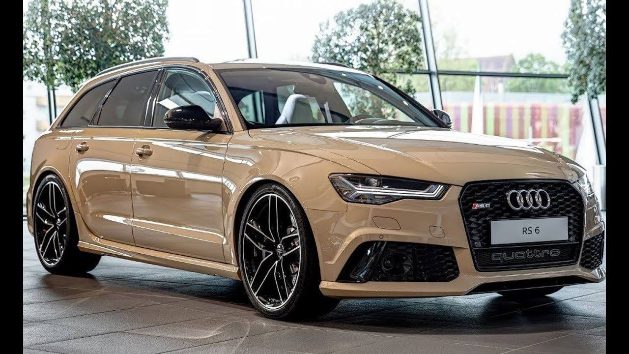 2019 Audi A6 Avant S Line Convenience For Every Day Perfect Car