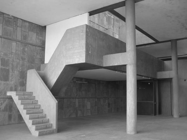 Le Corbusier Stairs Le Corbusier Architecture Charles Edouard
